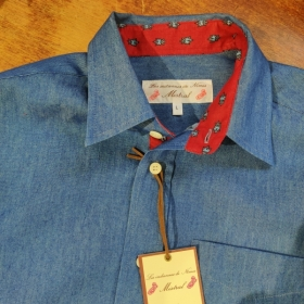 Chemise Gardian Chambray Jean